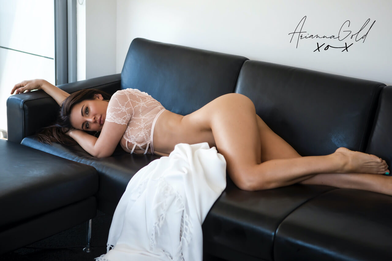 Arianna Gold Brisbane Body Rub